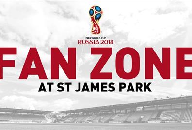 World Cup Fan Zone