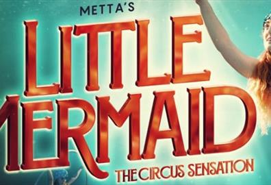 Exeter Northcott - Little Mermaid