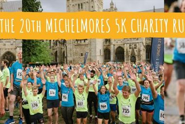20th Michelmores Charity 5k Run - 2019