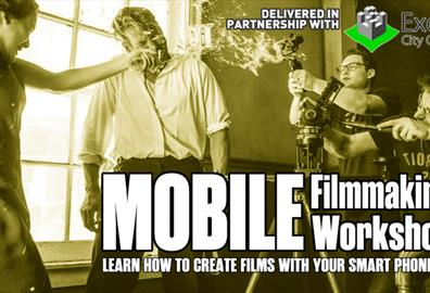 Mobile Phone Filmmaking Workshop