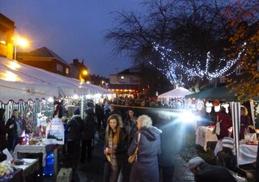 Magdalen Road Christmas Fair