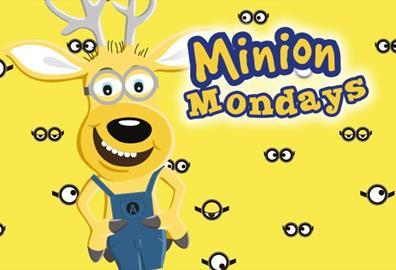 Minion Mondays at World of Country Life Exmouth Devon
