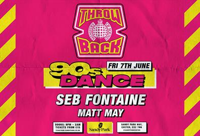 Ministry of Sound 90s Dance