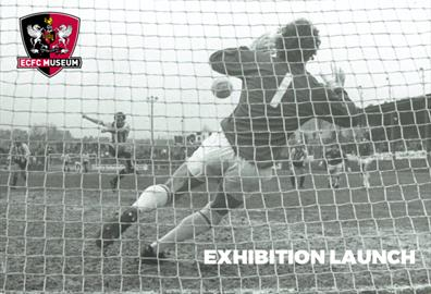 ECFC Museum Exhibit Launch