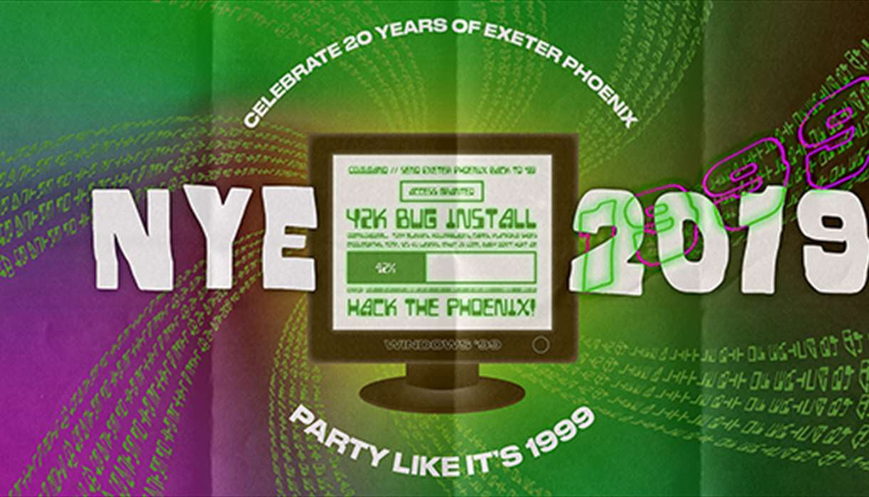 Party like it's 1999 (New Year's Eve)