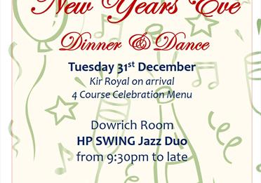 New Years Eve at the Lamb Inn