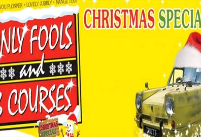 Exeter Northcott - Only Fools and 3 Courses Christmas Special