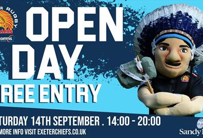 Sandy Park Open Day
