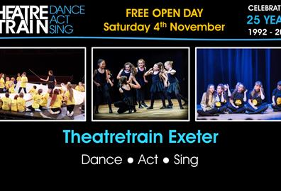 Free Performing Arts OPEN DAY