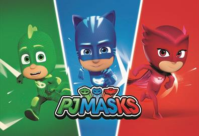 It's Time to Be a Hero with the PJ Masks in Exeter!