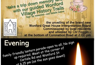 Wonford Village Heritage Trails