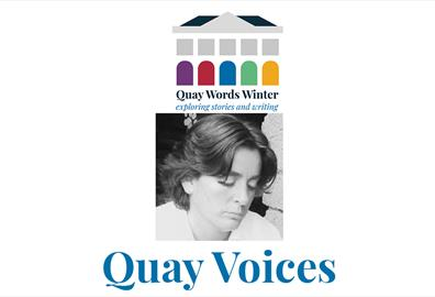 Quay Voices: Natasha Carthew and local writing talent