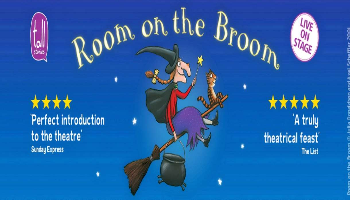Exeter Northcott - Room on the Broom
