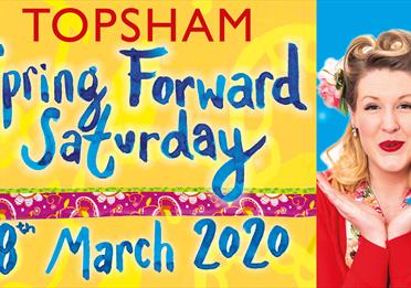 Topsham's Spring Forward Saturday