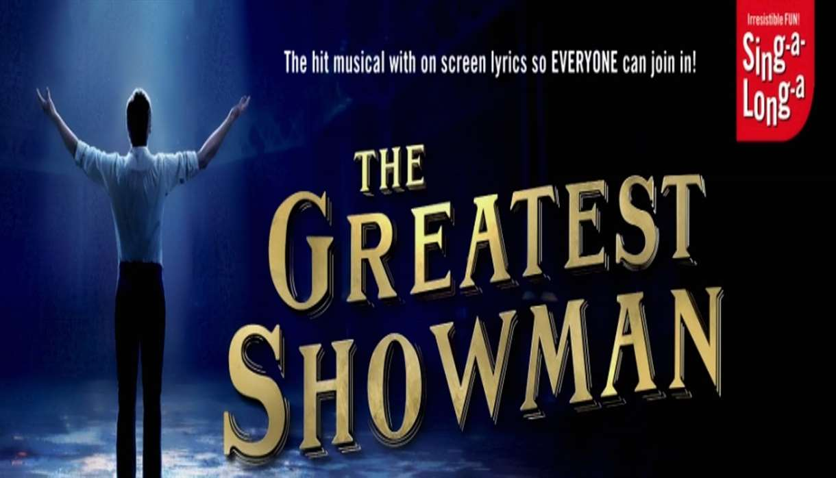 Exeter Northcott - Sing-A-Long-A Greatest Showman