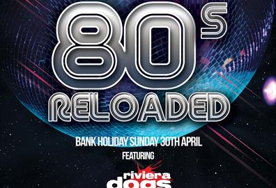Exeter: The Terrace - 80s Reloaded