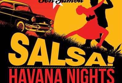 Salsa Havana Nights Launch Party