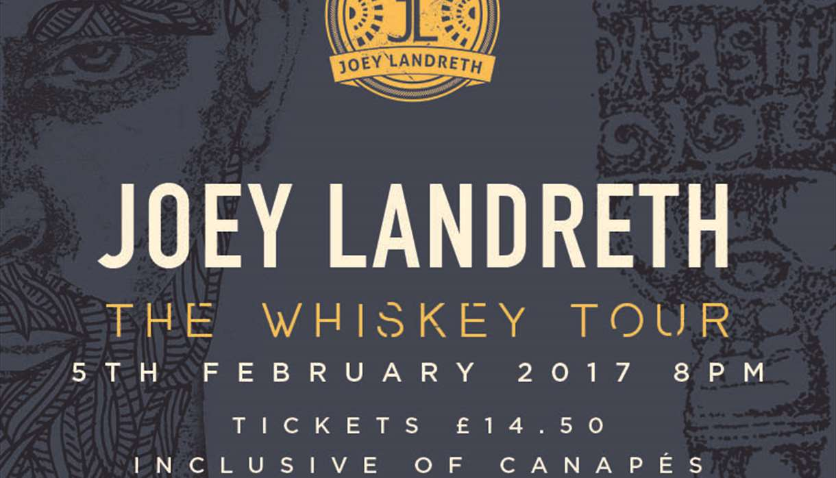 A Special Sunday with Joey Landreth at The Terrace