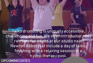 Taiko Day Retreat