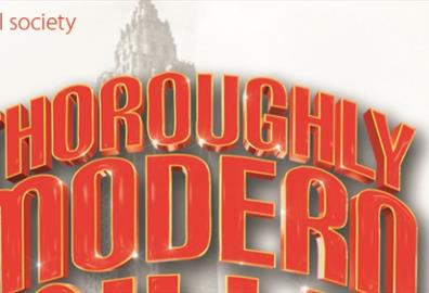 Exeter Northcott - Thoroughly Modern Millie