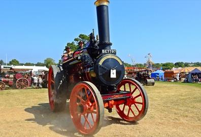 Torbay Steam Fair, Churston, Near Brixham, Devon