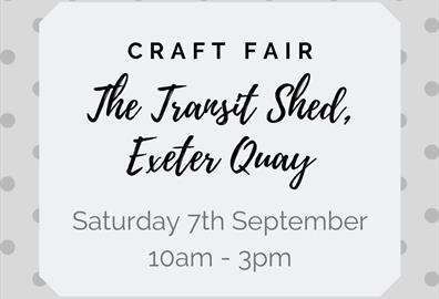 The Transit Shed Craft Market