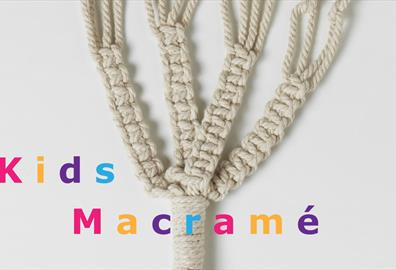 IKEA Creative Children: Kids Macramé  Workshop