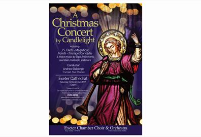 Exeter Chamber Choir Candlelight Concert