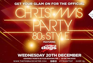 The Ultimate 80s Style Christmas Party!!!!