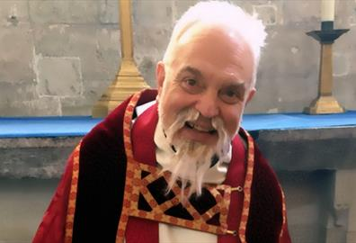 Exeter Cathedral - Meet the real St Nicholas