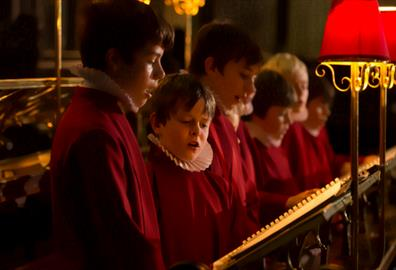 Exeter Cathedral - Handel's Messiah with the Cathedral Choir
