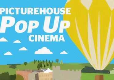 Exeter:- Picturehouse Pop-Up Cinema at Double Locks
