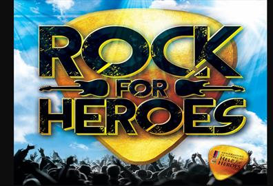 Exeter Barnfield - Rock for Heroes