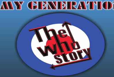 Exeter Barnfield -  My Generation The Who Story