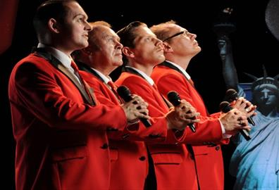Exeter Barnfield -  The New Jersey Boys
