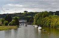 Bridge over the River Dart