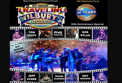 Exeter Barnfield -  Roy Orbison and The Travelling Willburys Experience