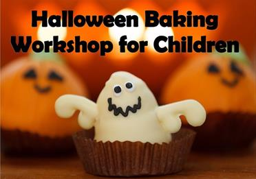 Halloween Baking Workshop for Children