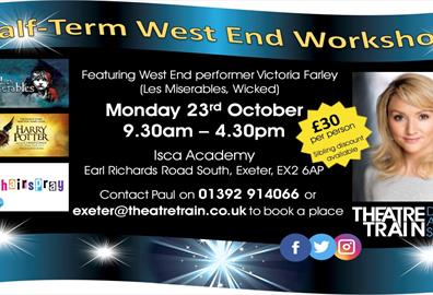 Half-Term West End Workshop