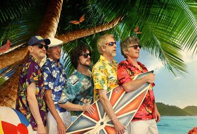 Exeter Corn Exchange -  The Beach Boys ® Tribute Show