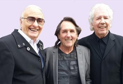 Exeter Corn Exchange - Brian Poole & The Tremeloes