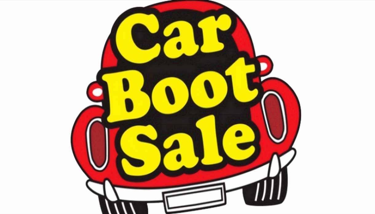 Topsham Rugby Club Car Boot Sale