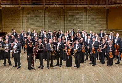 CBSO (credit Upstream Photography)