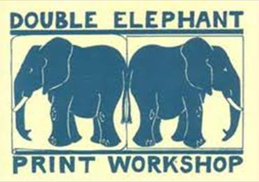 Double Elephant Print Workshop