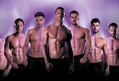 Exeter Corn Exchange -  Dreamboys : Where Dreams Become Reality