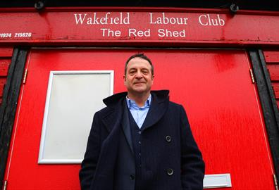 Exeter Corn Exchange - Mark Thomas: The Red Shed