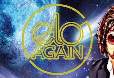 Exeter Corn Exchange - ELO Again : Return to the Blue Tour