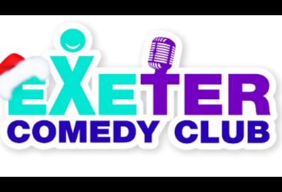 Exeter Corn Exchange - Exeter Comedy Club : Christmas Specials 2018