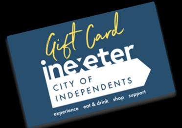 In Exeter Gift Card