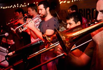 Exeter Phoenix - Hackney Colliery Band